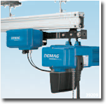 Featured Product Demag DC-Pro chain hoist